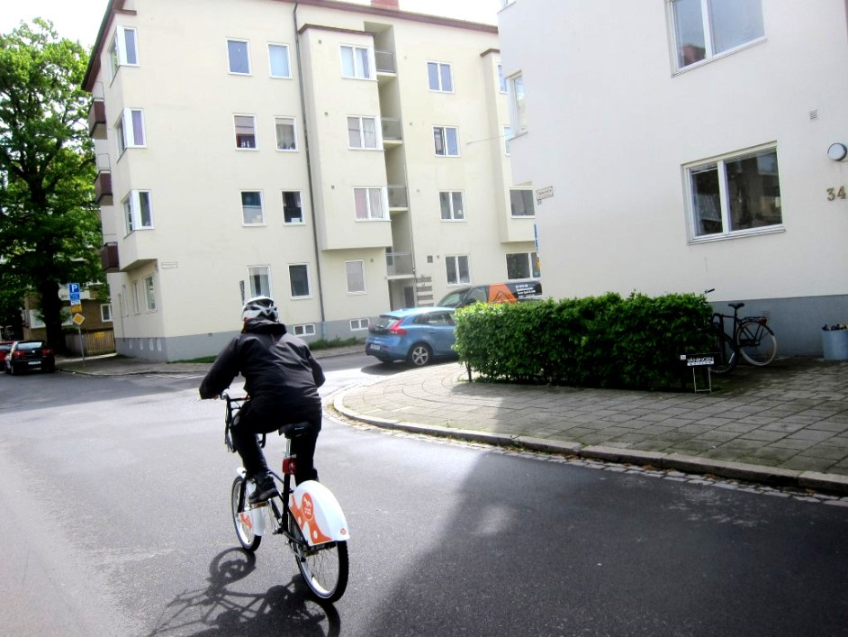 Hyrcykel Malmö