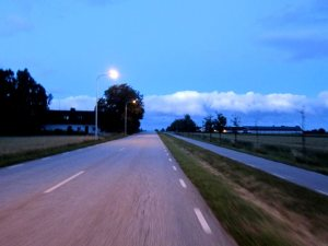 nattcykling