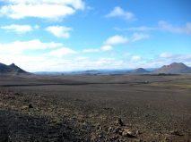 Stenöken på Island