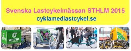 cyklameslastcykel