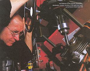 Triumph Twin Head Repair | Cylinder Head Shop | Race-tuning