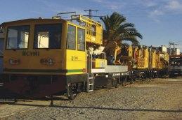 Tren de Tendido CYMIMASA