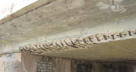 Morteros de reparación con inhibidores de corrosión 03