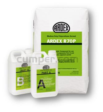 ARDEX R70P - Pavimentos poliuretano-cemento