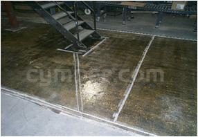 Proceso de ejecución para pavimentos de poliuretano cemento 03