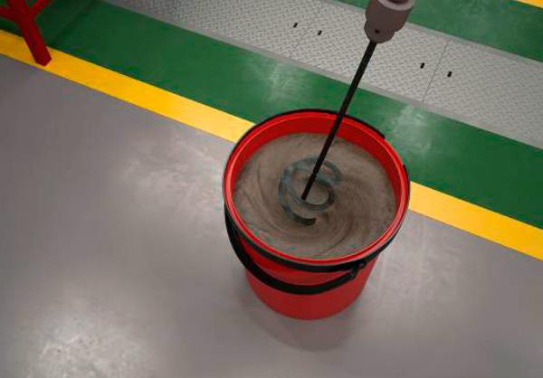 Mortero fluido para anclajes tipo grout 05