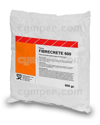 Fibrecrete - Fibra de polipropileno para hormigón y mortero