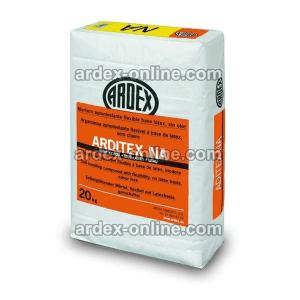 ARDITEX NA - Mortero autonivelante bicomponente flexible