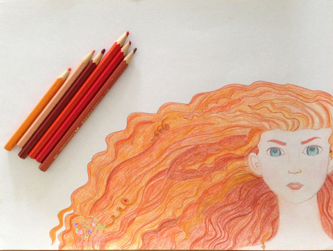 brave movie merida