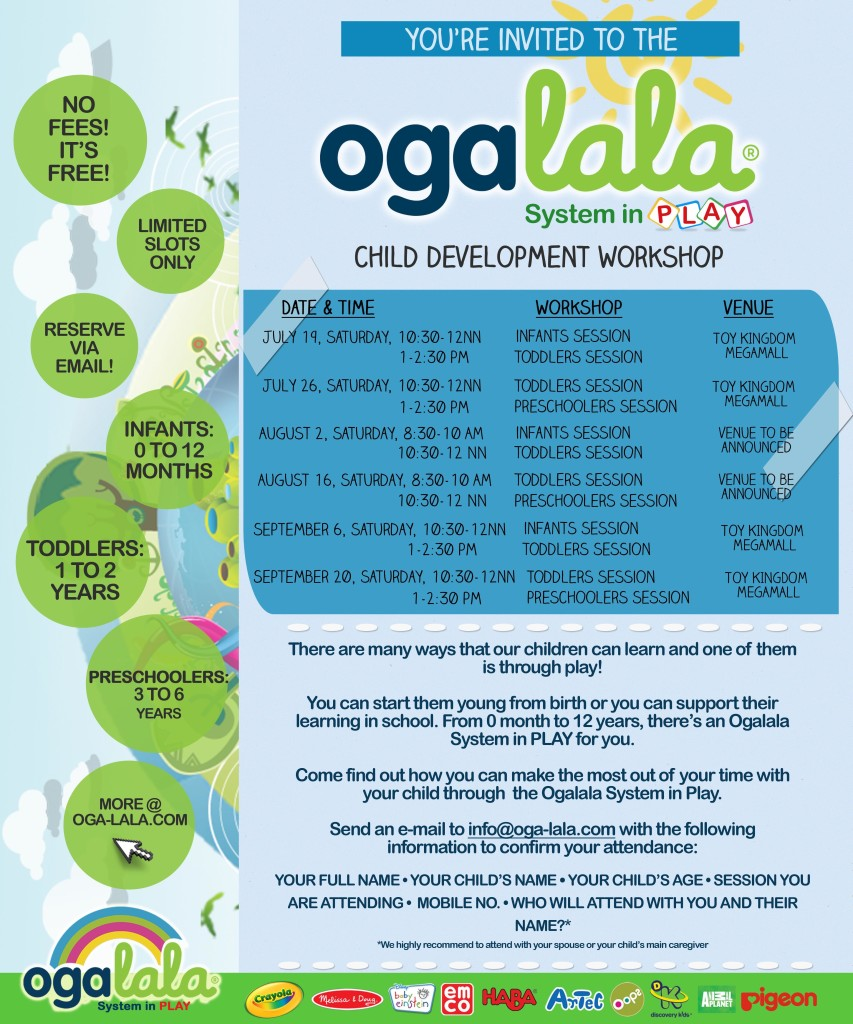 Ogalala System schedule - Jul-Sep