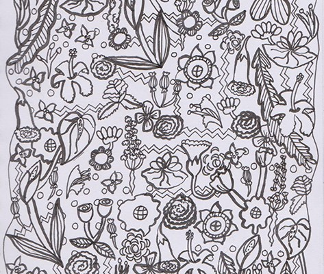 Stylized: Coloring Pages, Cymplified!