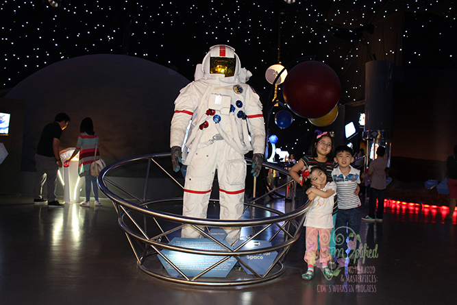 mind museum astronaut