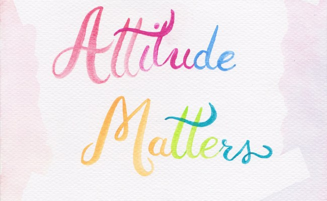 Attitude + Action = Result, Cymplified!
