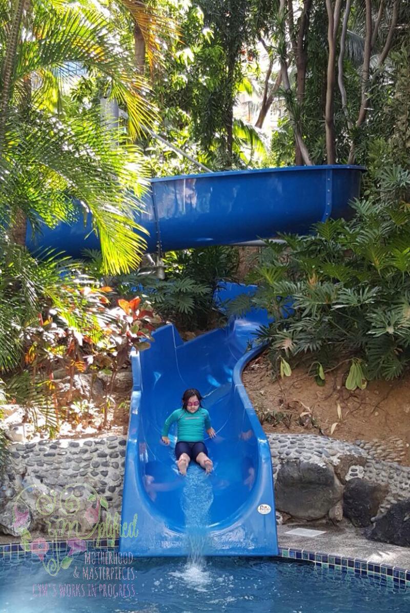 edsa shangri-la water slide