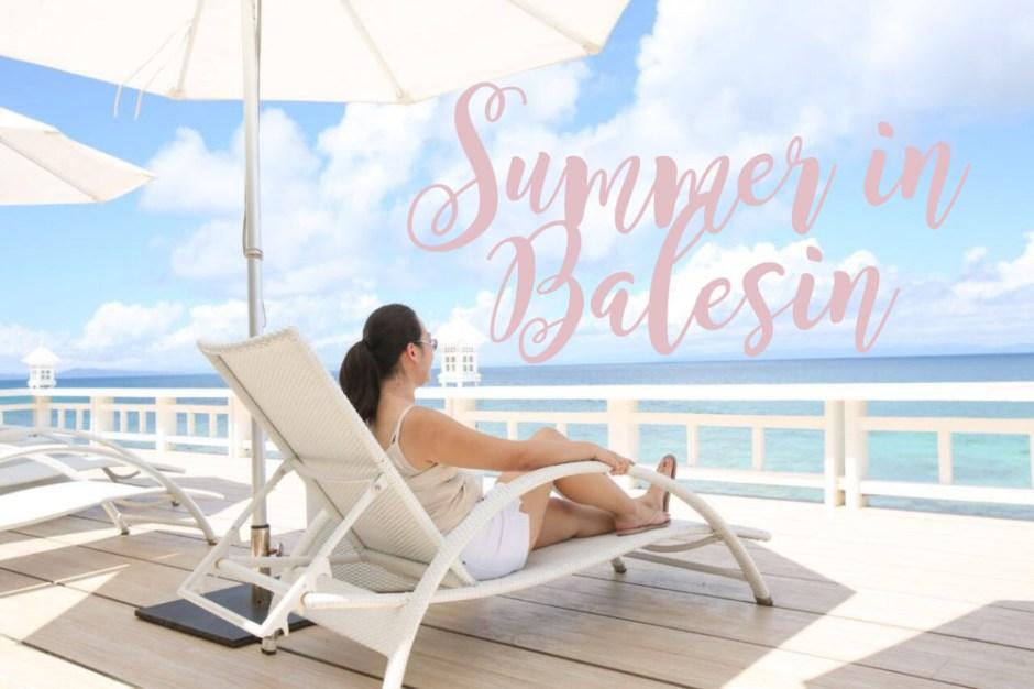 Balesin Island summer