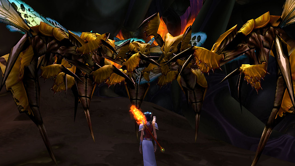 roa silithus hive The Last Relic of Argus