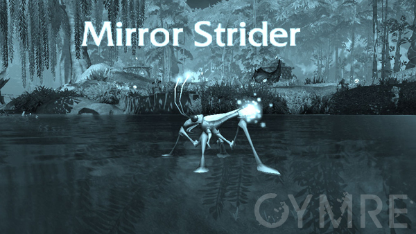 mirror strider Where Not To Go If You're Horde