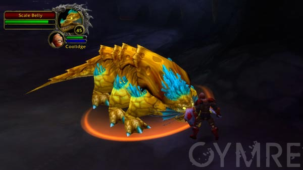 Scale Belly Cape of Stranglethorn Rares