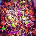 Todays Clean Eat – Asian Quinoa Salad x