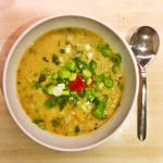 Anti-Inflammatory Squash and Lentil Coconut Curry