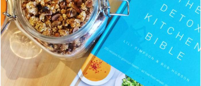 Stress-Free Granola Recipe from Detox Kitchen Bible