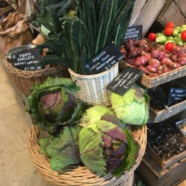 Daylesford Vegan Vegetables Colour Vegan for a Month