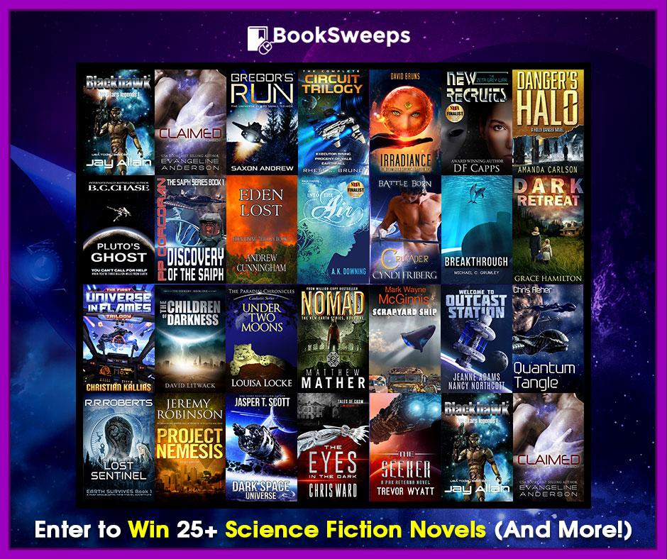 BookSweeps Giveaway!