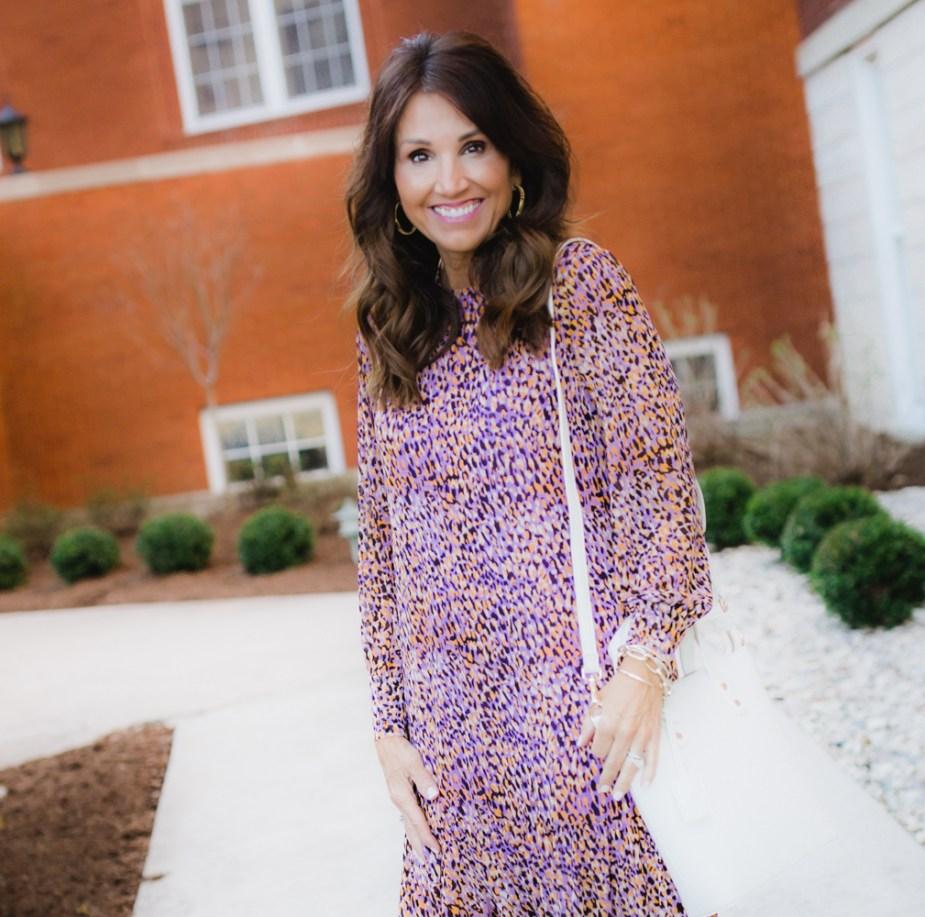 Midi Dress for Easter