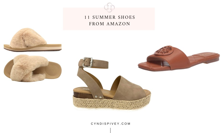11 Summer Shoes from Amazon