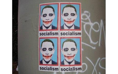 Obama the Joker