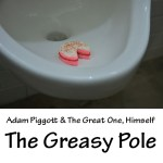 The Greasy Pole 0001 – The Cake Cutting Episode