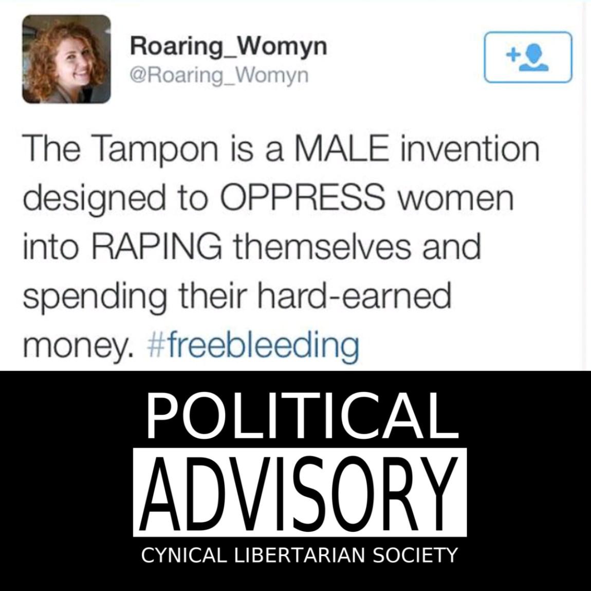 tampons rape women - cls
