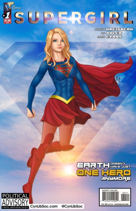 Be a hero like Supergirl and pay for your own birth control.