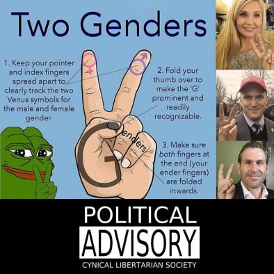 two genders - cls