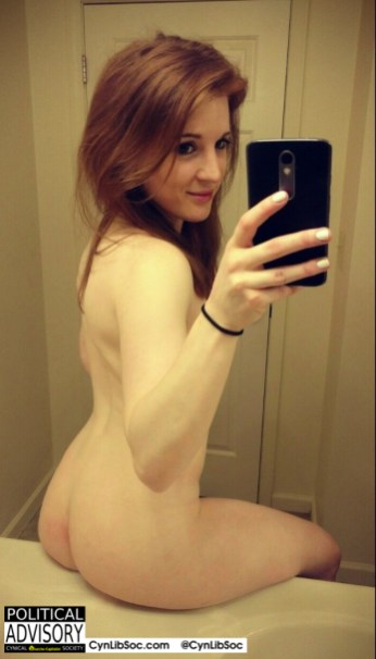Nude selfies. What most college girls are majoring in.