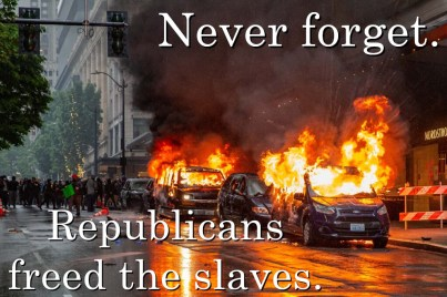 republicucks freed the slaves 2