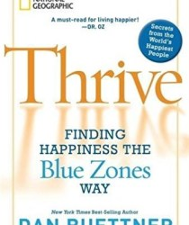 Thrive by Dan Buettner