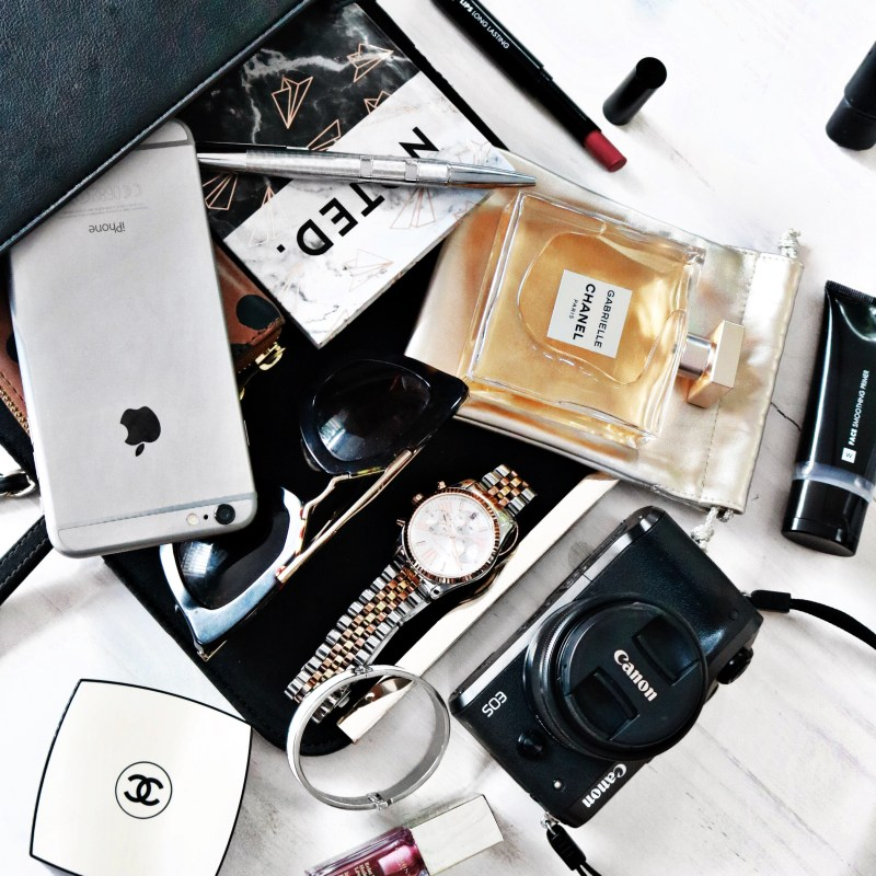 What's In My Bag? #FashionWeekEdition