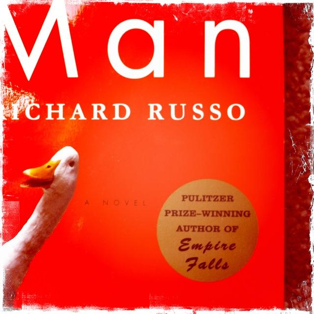 my writing notebook: straight man