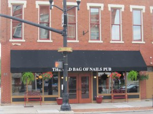 The Old Bag of Nails Pub, Westerville, Ohio