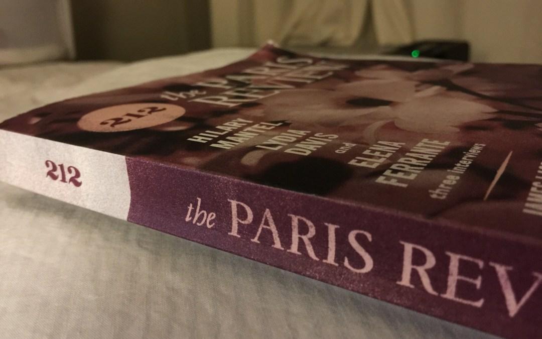 the paris review: 246/365