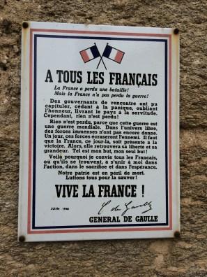 STR De Gaulle proc