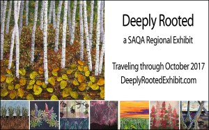 Deeply Rooted exhibit