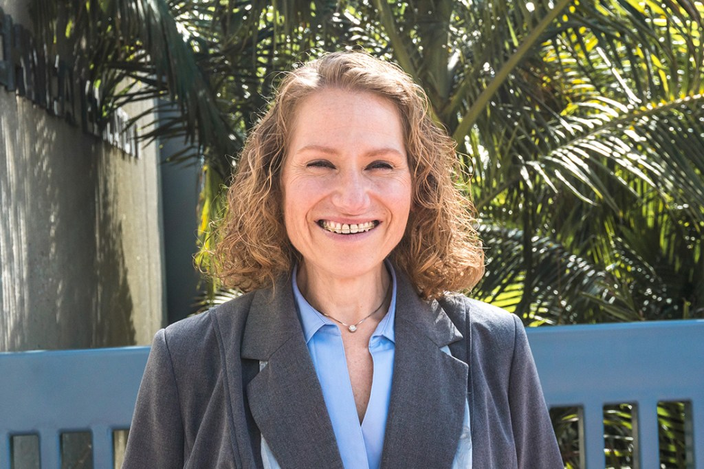 Professor Jolena Grande