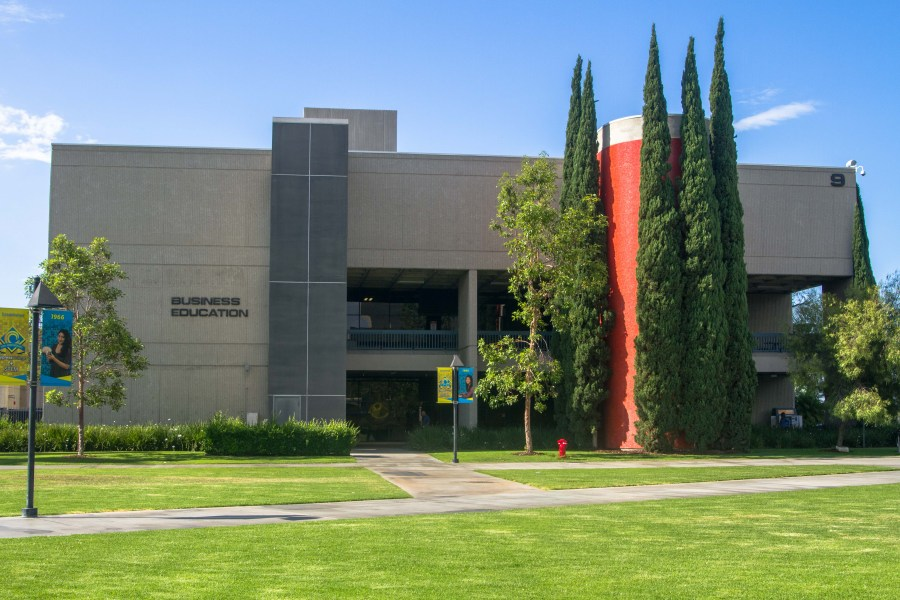 Business & CIS – Cypress College