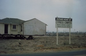 Former structure and sign