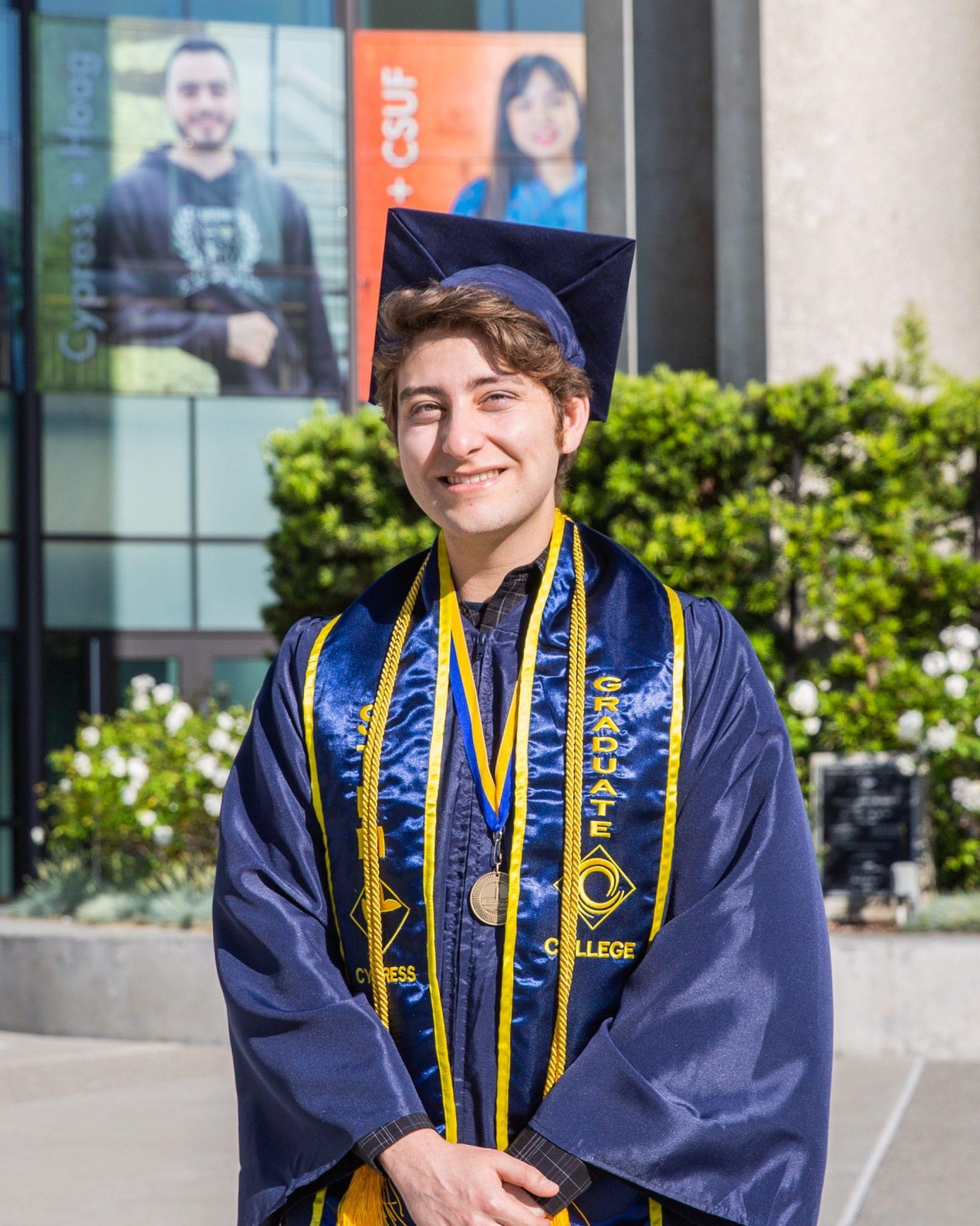 Presidential Scholar of Distinction, Connor Kilzer, Science, Engineering, Mathematics
