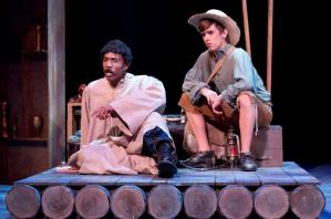"""""""Big River"""" Opens in the Cypress College Campus Theater this weekend."""