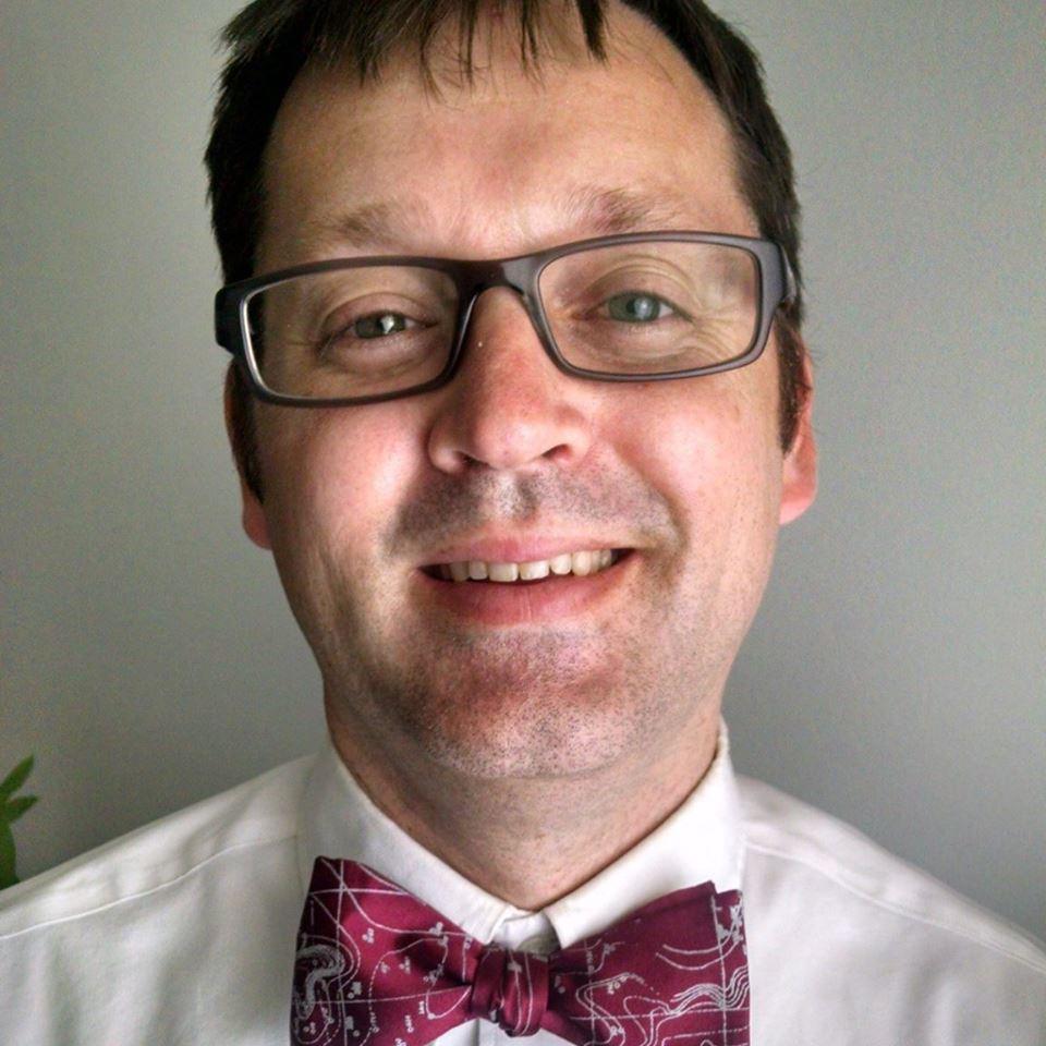 Professor Eric Bladh