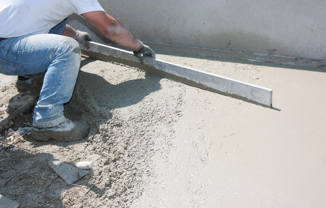 concrete repair refinishing concrete